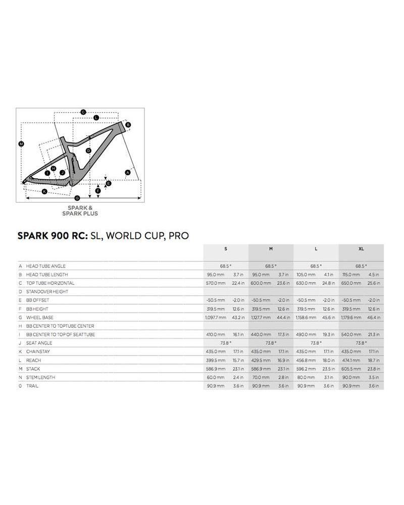 Scott Spark RC 900 World Cup