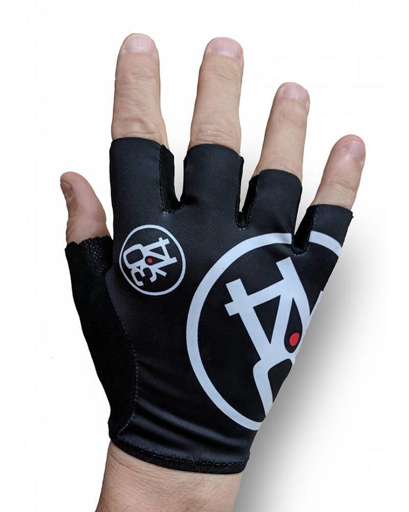 3014 Black TriColore Gloves