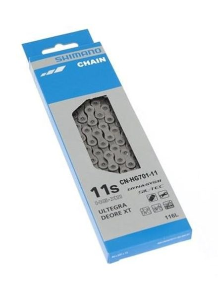 Shimano CN-HG701-11 11-Speed Chain Road/Mtn with Quick Link