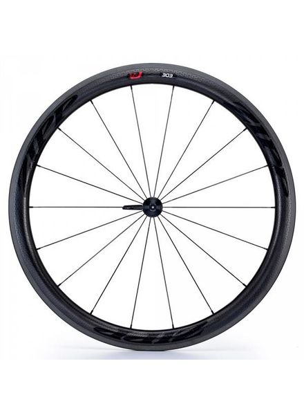 ZIPP 303 Firecrest CC Front, Black Decal