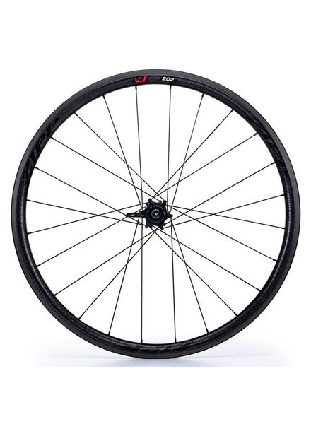 ZIPP 202 Firecrest CC Front; Black Decal