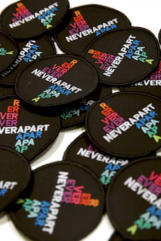 Never Apart Patch