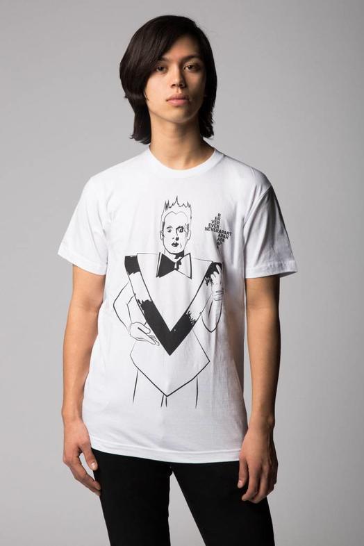 Klaus Nomi Tshirt
