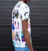 Colour By Icons Tshirt