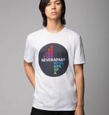 Never Apart Rainbow Tshirt