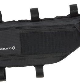 Blackburn Outpost Frame Bag, Black, Medium