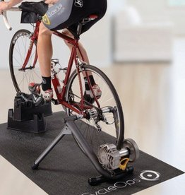 CycleOps Fluid 2 Trainer with Training Kit, black