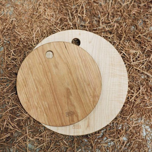 Cutting Disk, Small Maple (2 lbs)