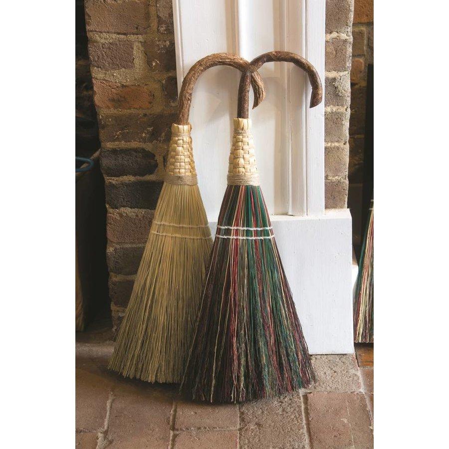 Will-O-Wisp Broom Natural (2 lbs)