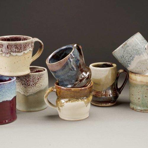 Mug / Small  8 ounce (2 lbs)