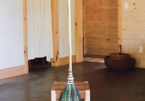 Pine Bough Broom