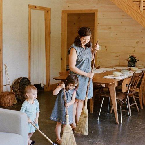 Cottage Broom