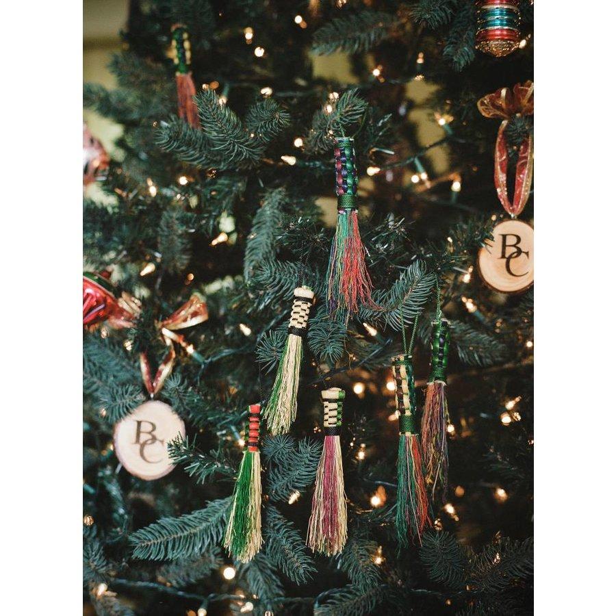 Christmas Broom Ornament