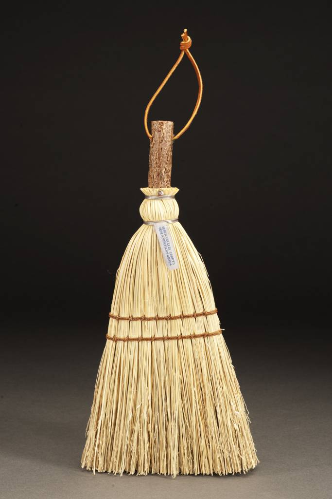 Whisk Broom, Natural