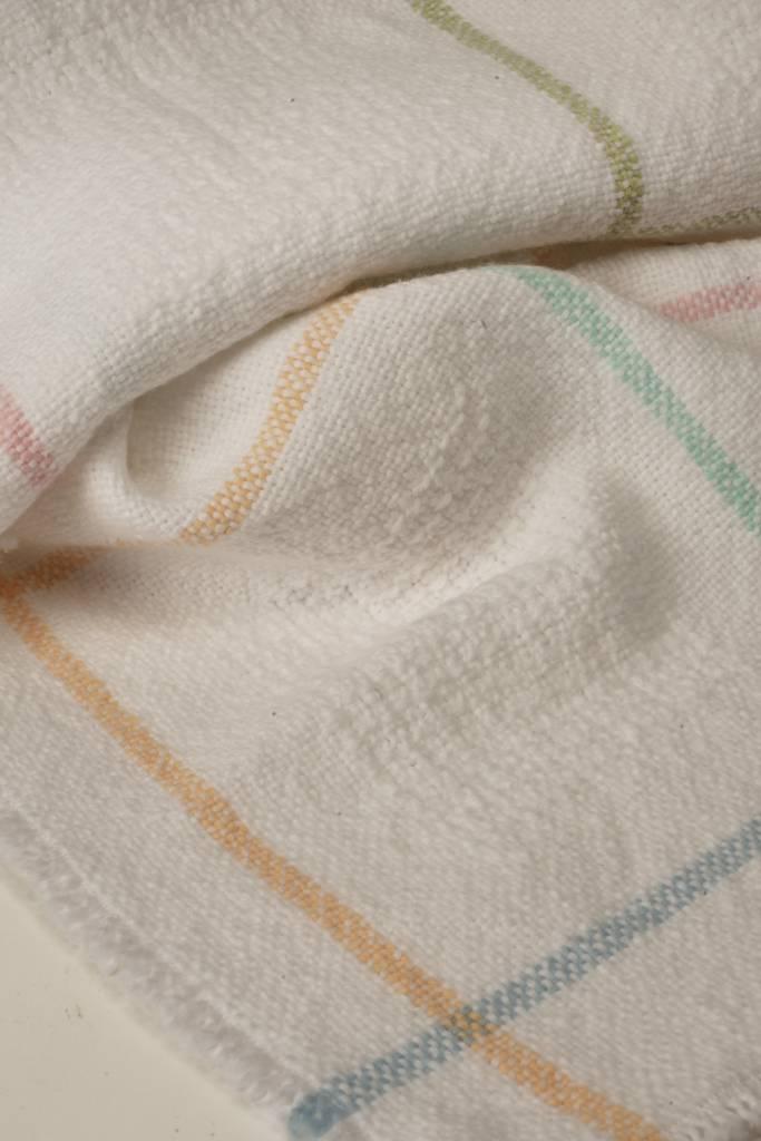 Block Pattern Baby Blankets Confetti (2)