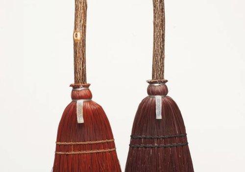 Fireplace Brooms Chocolate Brown (2 lbs)