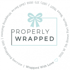 Prim & Proper Co. | Properly Wrapped Gift Wrapping Services