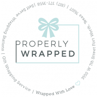 Prim & Proper Gifts | Gift Wrapping Services