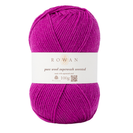Rowan Rowan Pure Wool Superwash Worsted More Colours