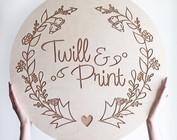 Twill & Print