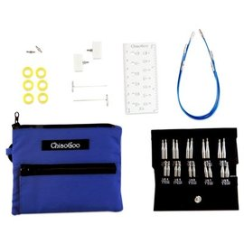 ChiaoGoo ChiaoGoo Twist Shorties Mini Set (Blue)