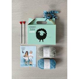 Sandnes Garn Sandnes Barn Learn to Knit Kit