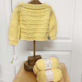 Sirdar Making Tracks Sweater Kit