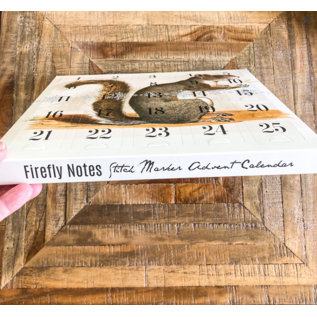 Firefly Notes Firefly Notes 2021 Stitch Marker Advent Calendar