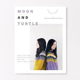 pompom quarterly Moon and Turtle by Kiyomi & Sachiko Burgin