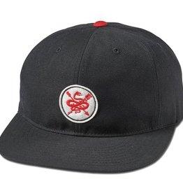 Primitive Primitive- Serpent- Snapback- Black/Red- Hat