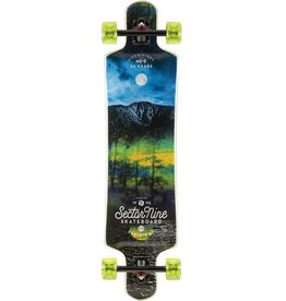 Sector 9 Sector 9- Midnight Faultline- 39.5 inch- Complete