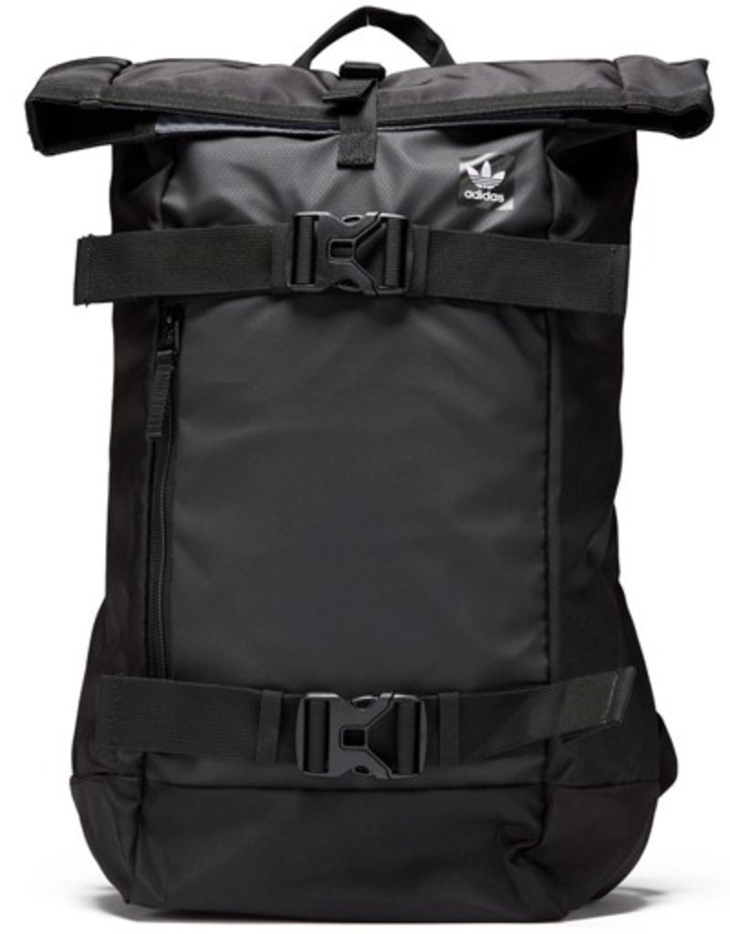 adidas Adidas- Originals AS Skate- Black- Backpack