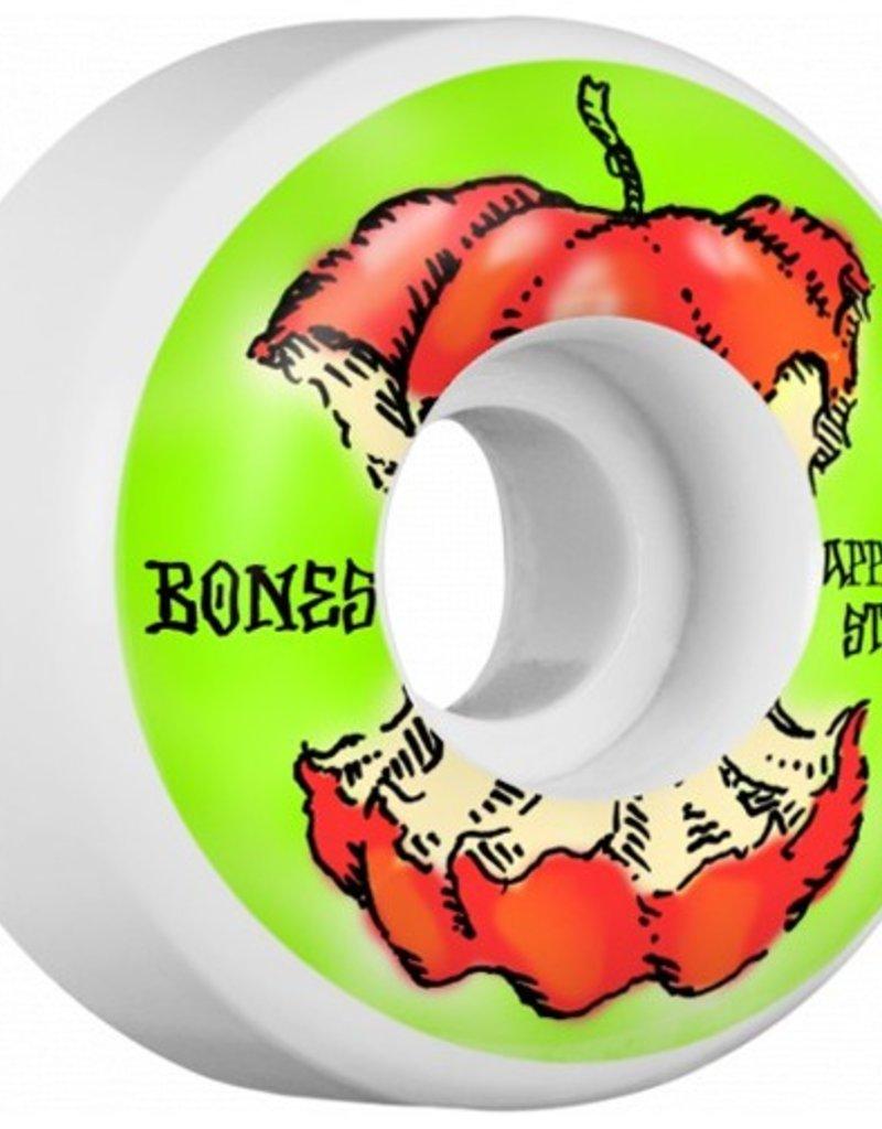 Bones Bones- Appleyard- 53mm- V2 Shape- Street Tech Formula- Wheels