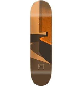 "Chocolate Chocolate- Minimalist- Brenes- 8.25"" x 32""- Deck"