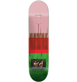 """Chocolate Chocolate- Don't Trip- Anderson- 8.125"""" x 31.625""""- Deck"""
