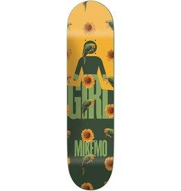"Chocolate Girl- Sanctuary- Mike Mo- 8.125""- Deck"