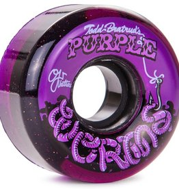 OJ OJ- Purple Worms Keyframe- 56mm- 87a- Wheels