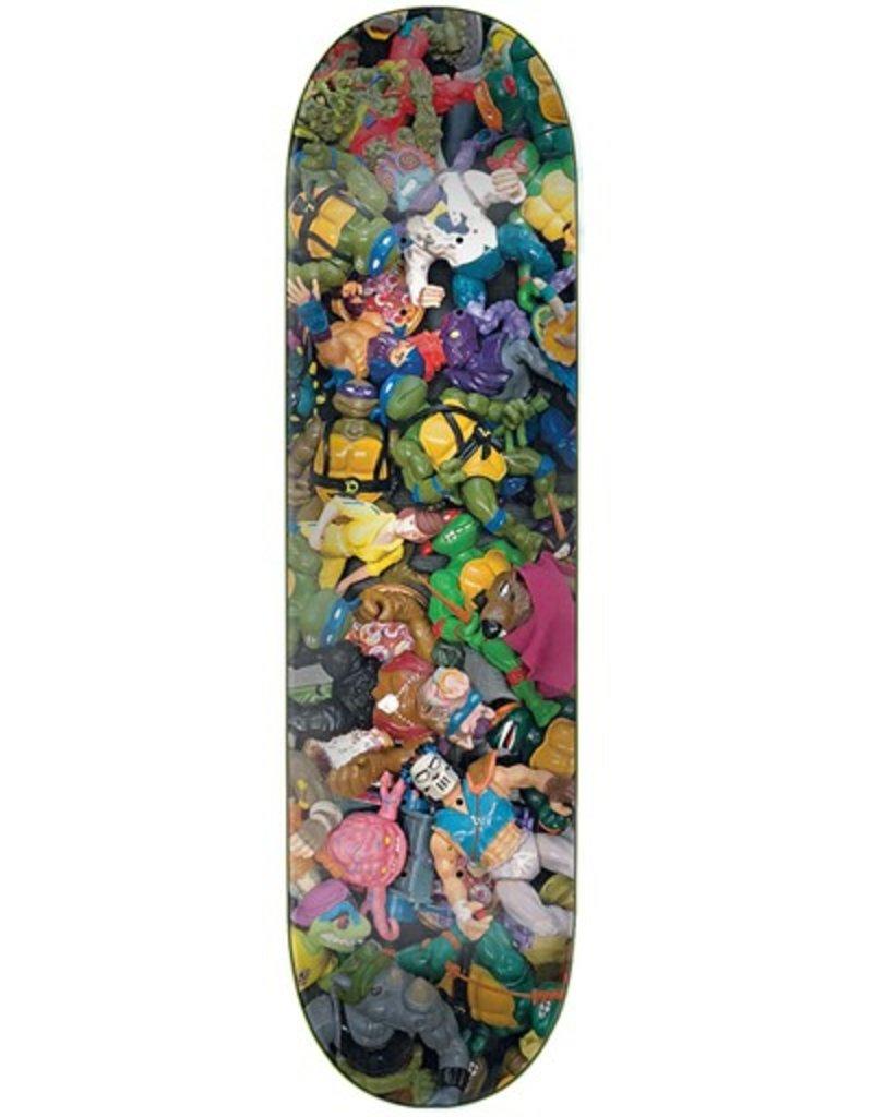 "Santa Cruz Santa Cruz- Toys Everslick- TMNT- Ninja Turtle- 8.25"" x 31.8""- Decks"