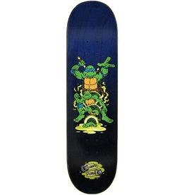 """Santa Cruz Santa Cruz- Leonardo- TMNT- Ninja Turtle- 8.375"""" x 32""""- Decks"""
