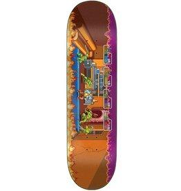 "Santa Cruz Santa Cruz- Arcade Everslick- TMNT- Ninja Turtle- 8.5"" x 32.2""- Decks"