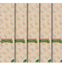 MOB Mob- TMNT- Half Shell Heroes- Clear - 9inx33in- Grip Tape