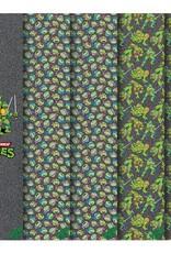 MOB MOB- TMNT- Ninja Turtles- Graphic grip- Sheet- 9x33in- Grip Tape