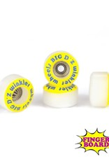 Winkler Wheels Blackriver- Winkler Wheels- Big Daddy Zs- White- FIngerboard Wheels