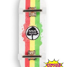 Blackriver- Rasta Rally- Complete- Fingerboard