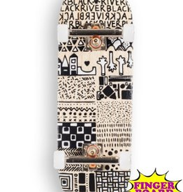 Blackriver- En Voyage Mini Pattern- Complete- Fingerboard