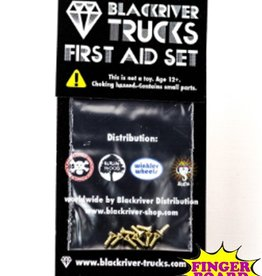 Blackriver- First Aid Kit- Screws- Fingerboard Hardware