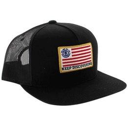 Element Element- Keep Discovering- Black- Hat