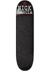 """Element Element- Type Press Garcia- 8.2""""- Deck"""