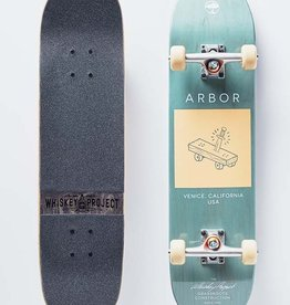 "Arbor Arbor- Whiskey Team- 7.75"" x 31.25""- Complete"