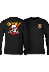 Powell Peralta Powell Peralta- Youth Ripper- Black- Long Sleeve T-shirt